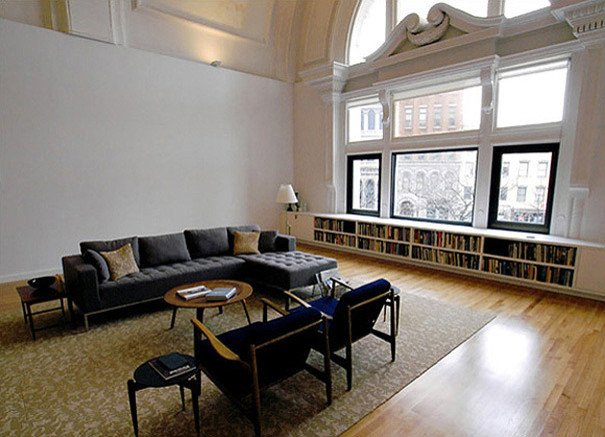 Living Room Bench Remodeling Ideas