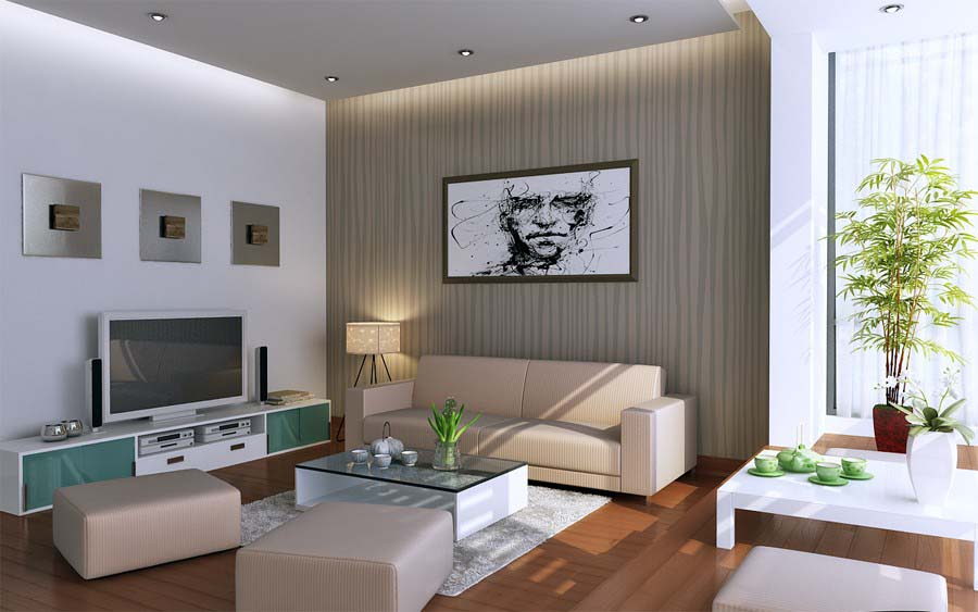 Living room paint ideas 25 home ideas Wallpaper and paint ideas living room