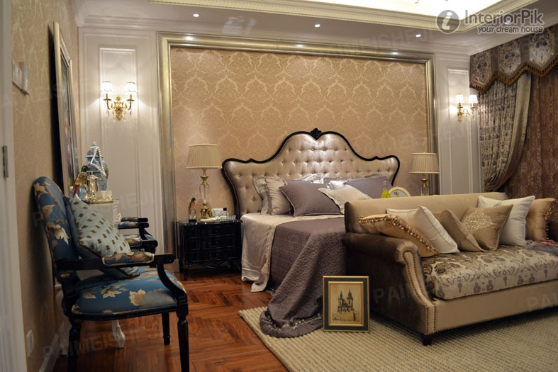 Master Bedroom Wallpaper 11 Designs