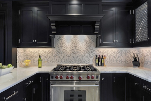 Modern Kitchen Wallpaper Re Decorating Ideas