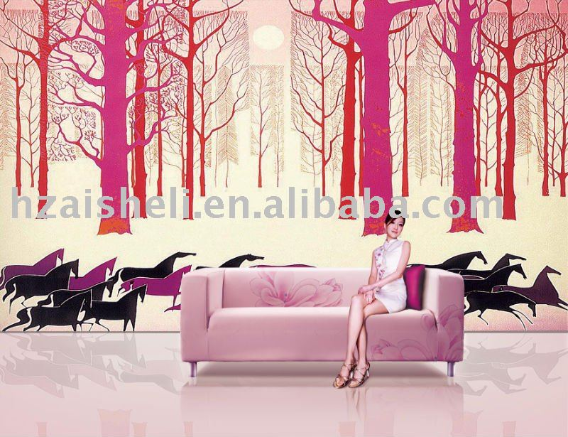 Modern Wallpaper Designs 15 Decor Ideas - EnhancedHomes.org