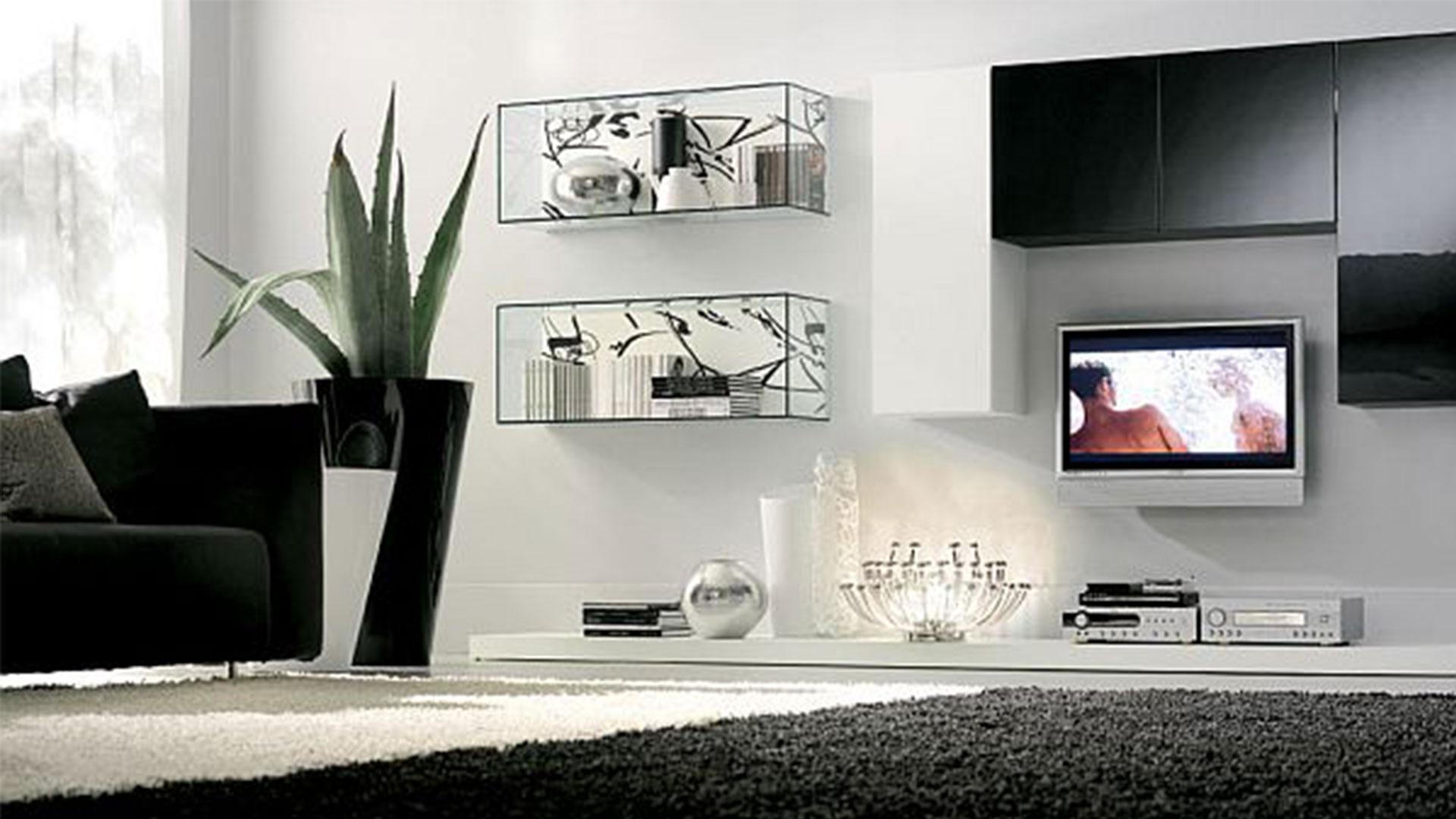 Modern Wallpaper Living Room 2 Decoration Inspiration ...