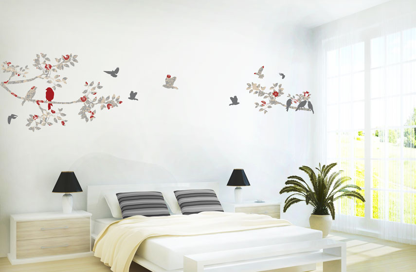 Wallpaper Borders For Living Room 13 Decoration