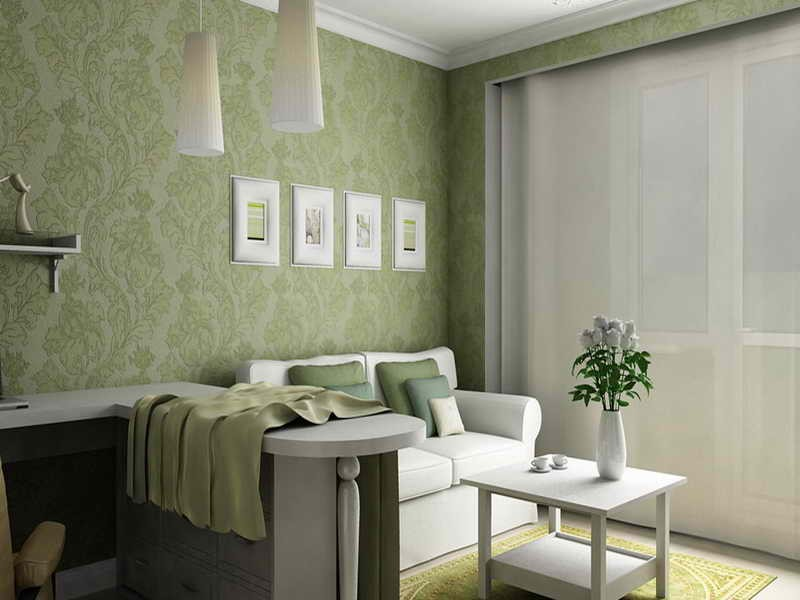 Wallpaper Borders For Living Room Renovating Ideas