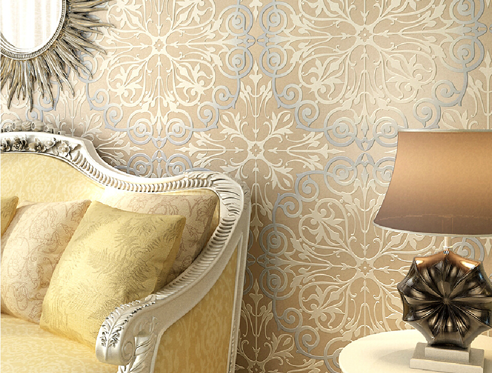 Wallpaper designs for living room 18 inspiring design for Living room wallpaper design