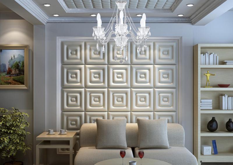 3D Interior Wallpaper 26 Renovation Ideas