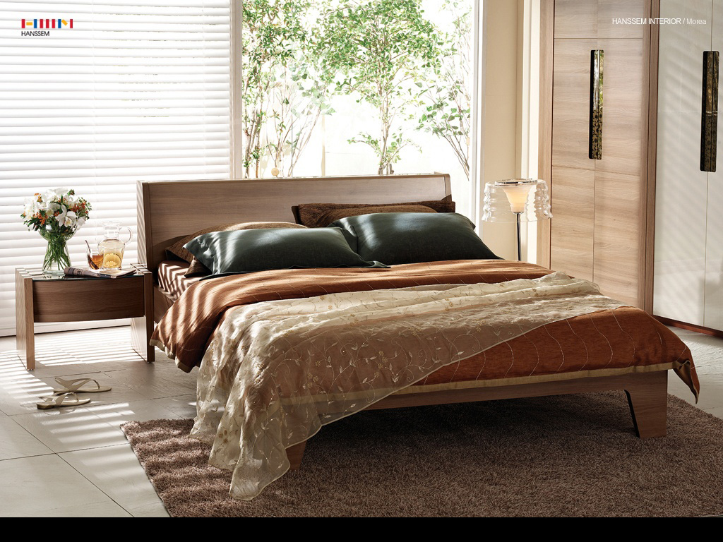 Bed Wallpaper 2 Decoration Inspiration. Bed Wallpaper 2 Decoration Inspiration   EnhancedHomes org