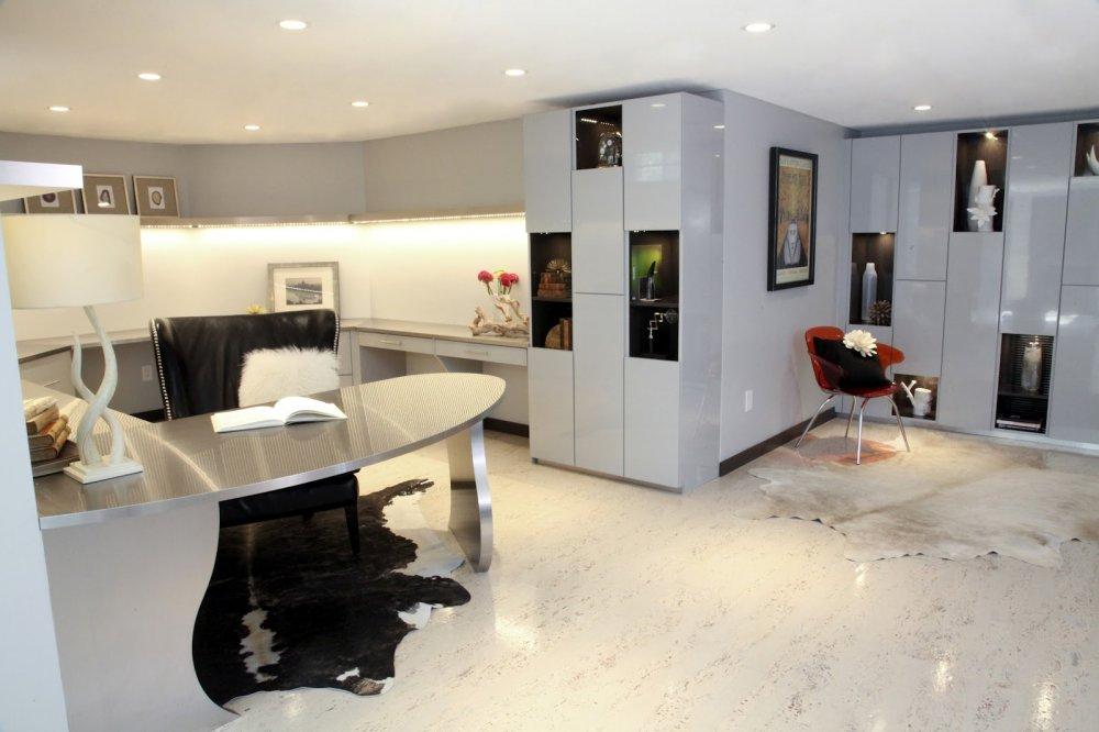 Contemporary basement design ideas pictures 1 decoration for Contemporary basement designs