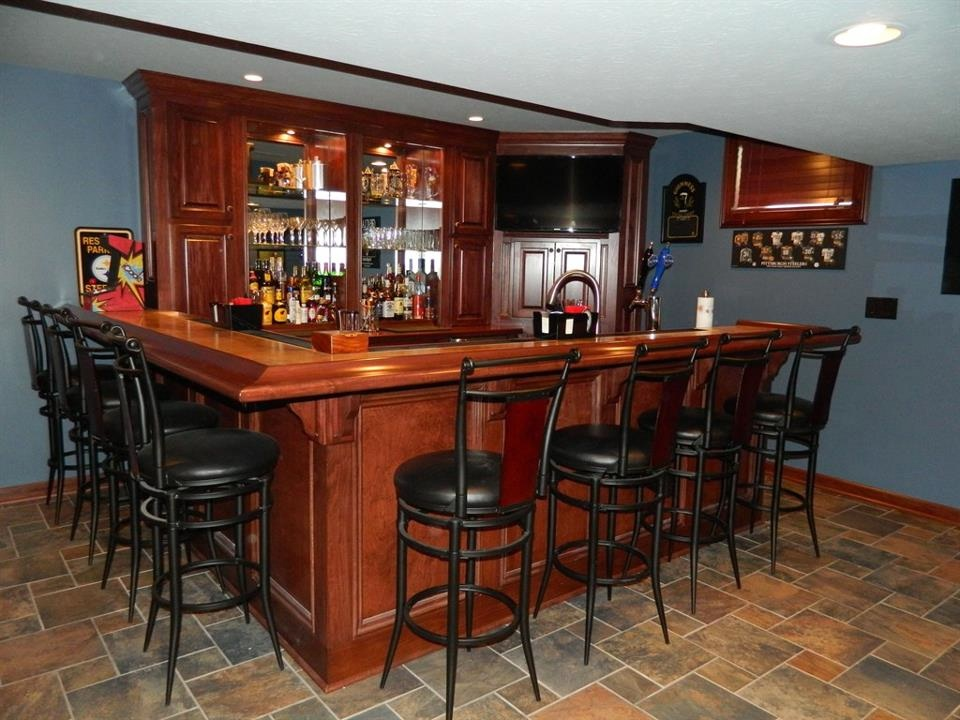 Cool Basement Bar Ideas 1 Inspiration