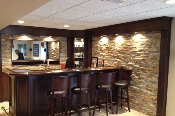 Cool basement bar ideas 10 renovation ideas - Basement kitchen and bar ideas ...