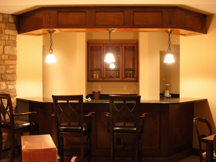 Cool Basement Bar Ideas 12 Designs