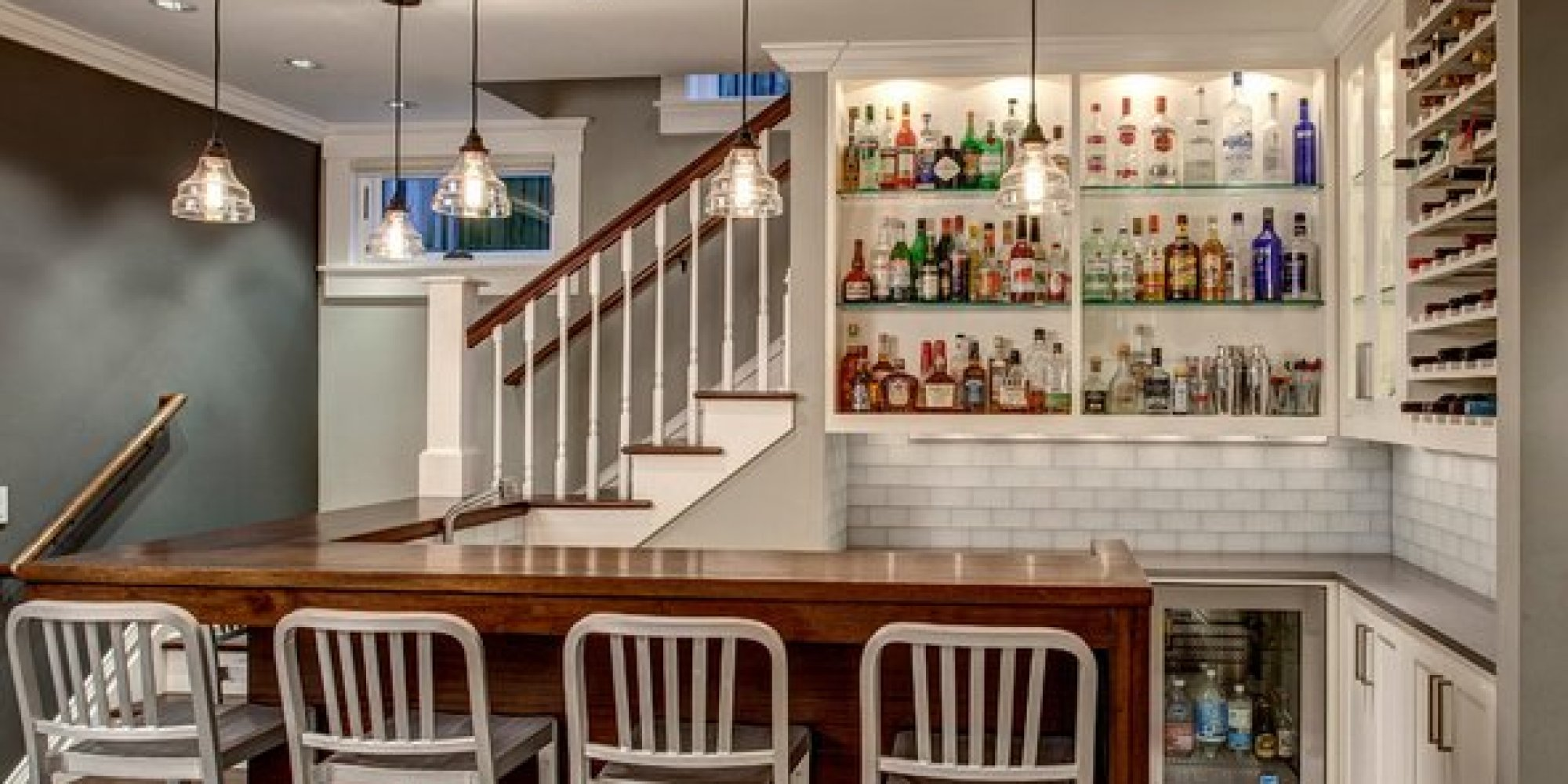Cool basement bar ideas 18 decoration idea for Design your own basement online free