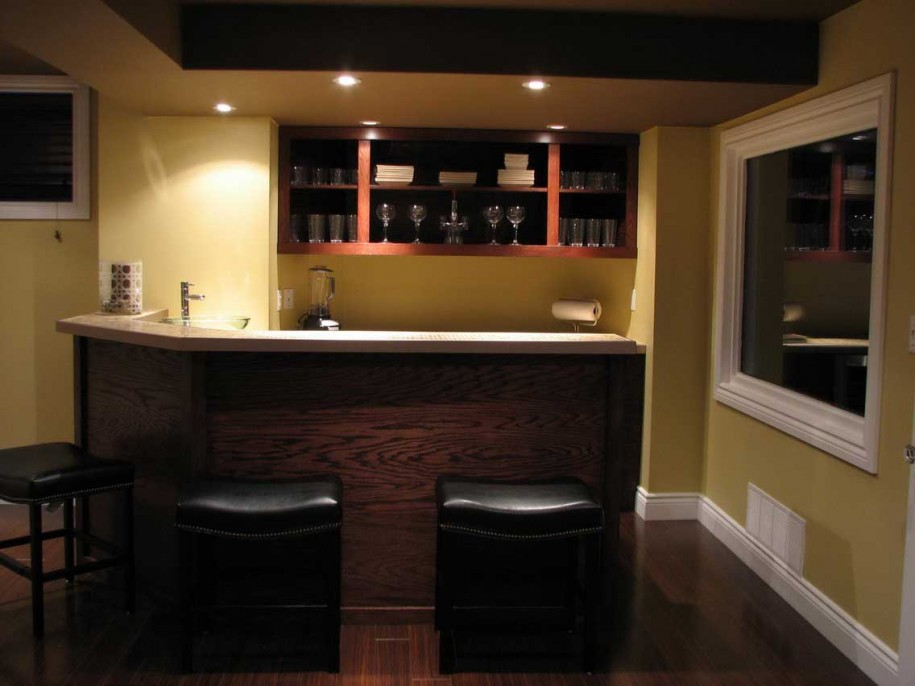 Cool Basement Bar Ideas 8 Design Ideas