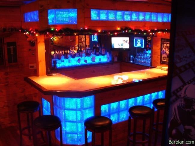 Cool basement bars 15 renovation ideas - Cool home bar ideas ...