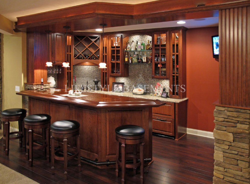 Cool Basement Bars 23 Arrangement & Cool Basement Bars 23 Arrangement - EnhancedHomes.org