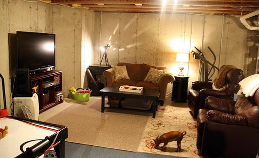 basement decor ideas. Cool Basement Bedroom Ideas 11 Inspiring Design  EnhancedHomes org