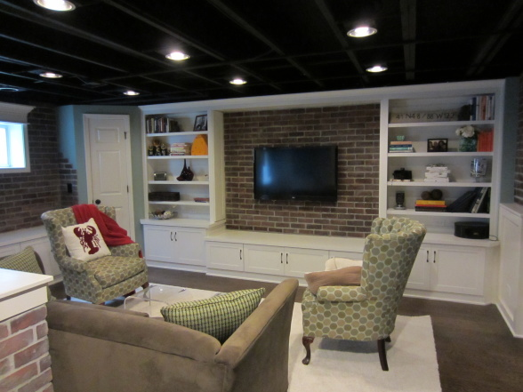 Cool Ceiling Ideas cool basement ceiling ideas 19 ideas - enhancedhomes