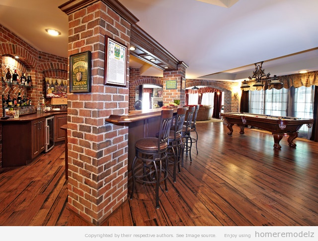 Cool Basement Ideas 17 Decoration Idea