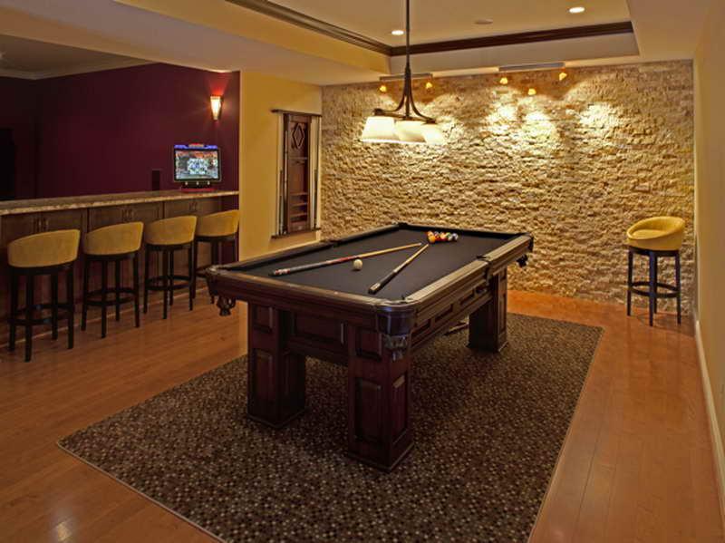 Cool basements 26 design ideas for Coolest basements