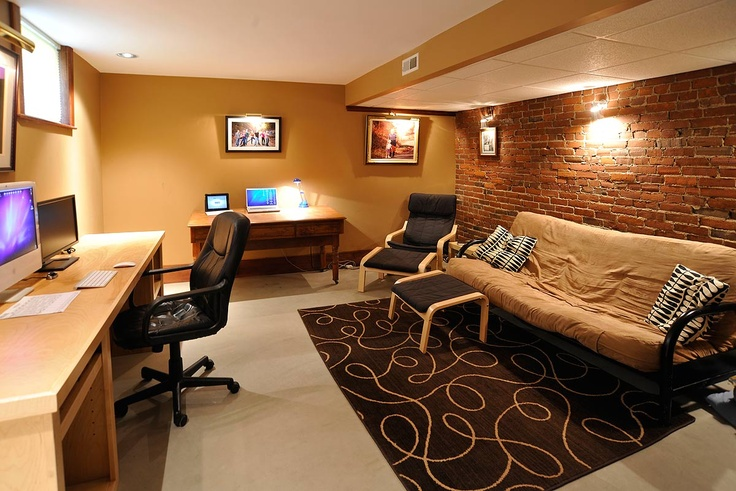 Cool basements 8 renovation ideas for Cool basement bedrooms