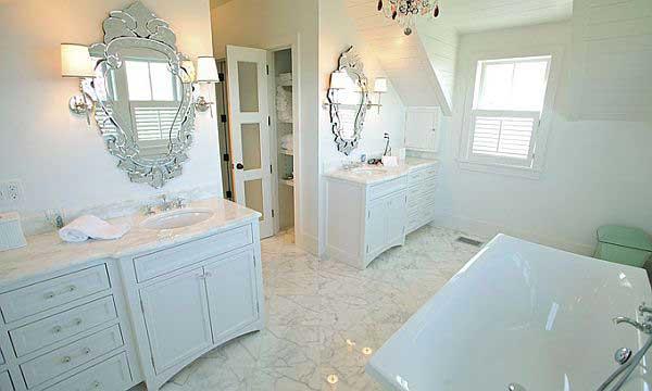 Cool bathroom mirrors 11 home ideas for Cool bathroom wallpaper