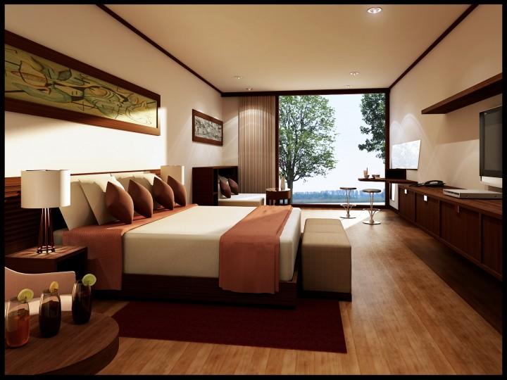 Cool Bedroom Ideas 11 Arrangement