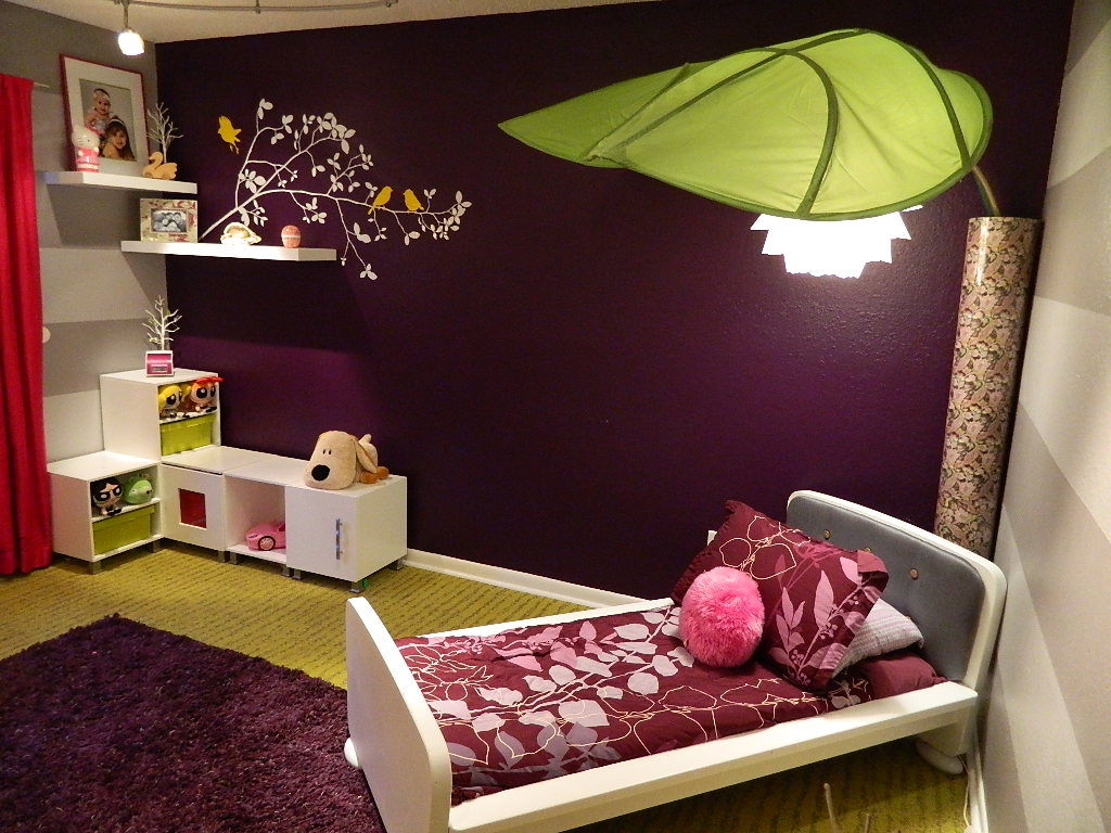 Cool bedroom ideas 8 renovation ideas for Funky bedroom ideas