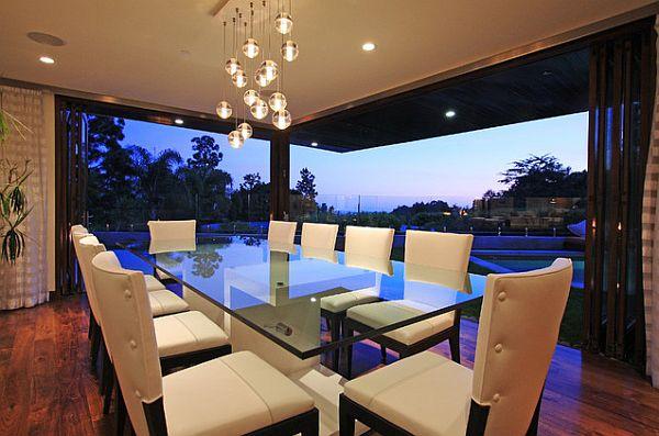 Cool Dining Room Lighting 4 Inspiring Design
