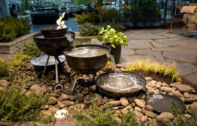 Cool garden ideas 13 inspiration for Cool landscaping ideas