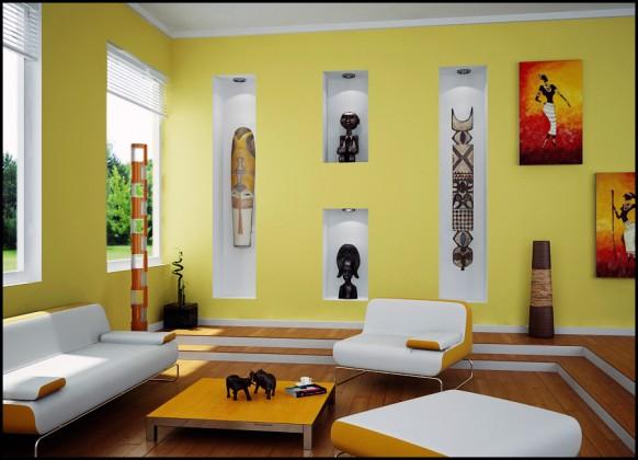 Cool Living Room Paint Ideas 7 Design Ideas - EnhancedHomes.org