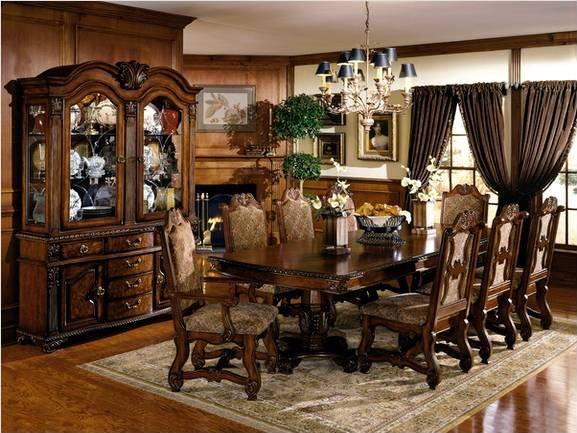 Elegant Dining Room Tables 15 Ideas - EnhancedHomes.org