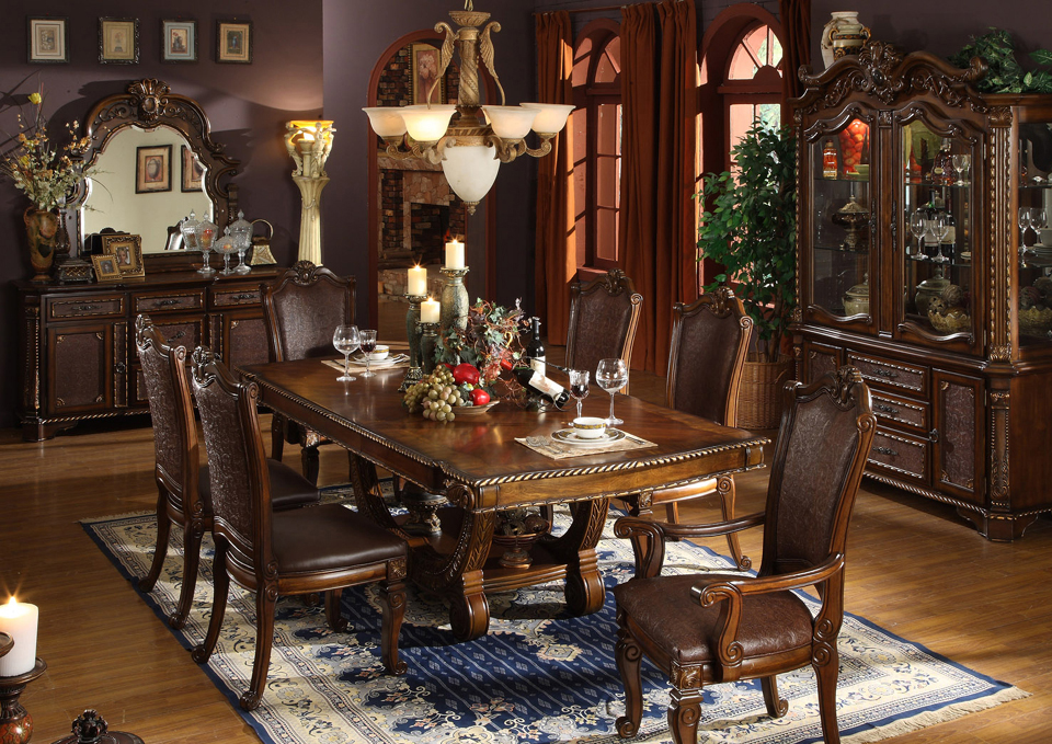 Elegant Dining Room Tables Renovationg Ideas