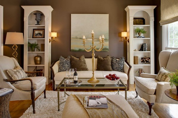 Attractive Elegant Living Rooms Ideas Renovating Ideas