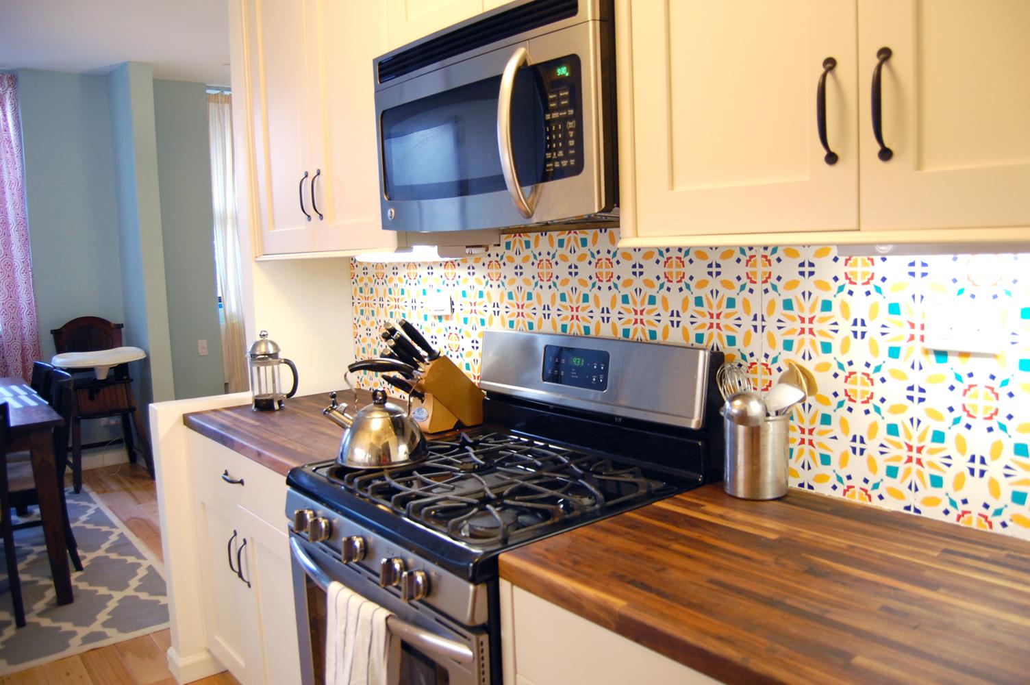 kitchen wallpaper backsplash 1 home ideas