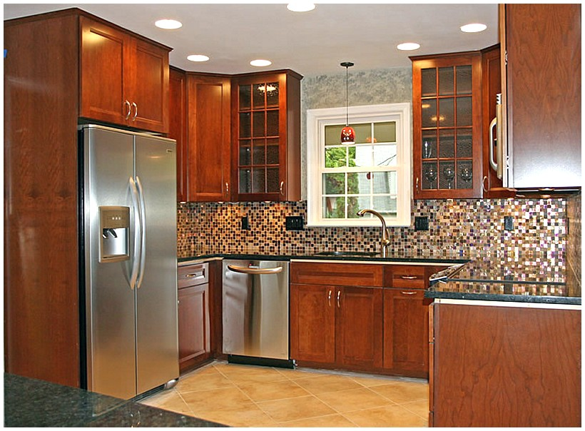 Kitchen Wallpaper Designs Re Decorating Ideas