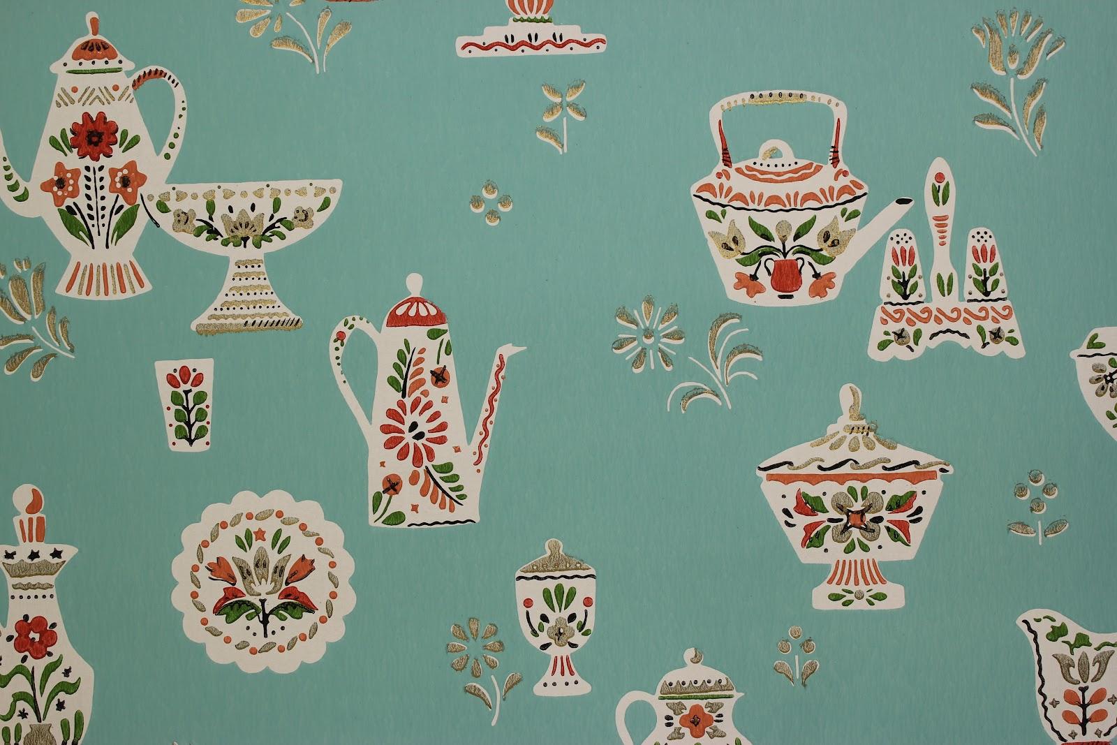 Kitchen Wallpaper Patterns 10 Renovation Ideas
