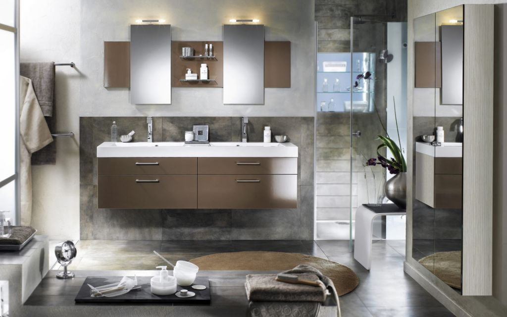 Stylish bathroom designs 12 decoration idea Idee deco salle de bain zen