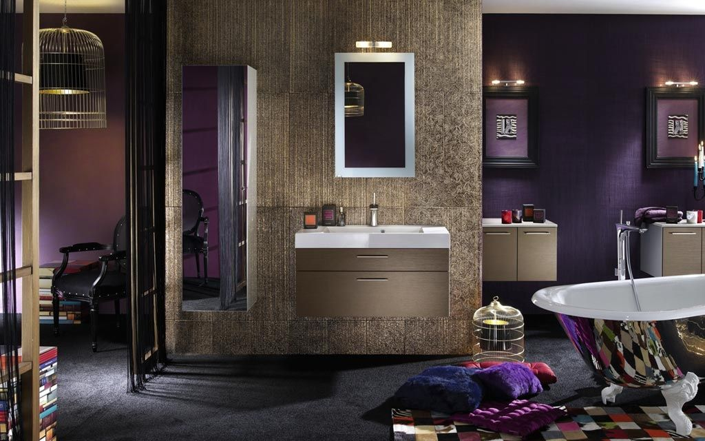 Stylish bathroom ideas 25 architecture for Most stylish bathrooms