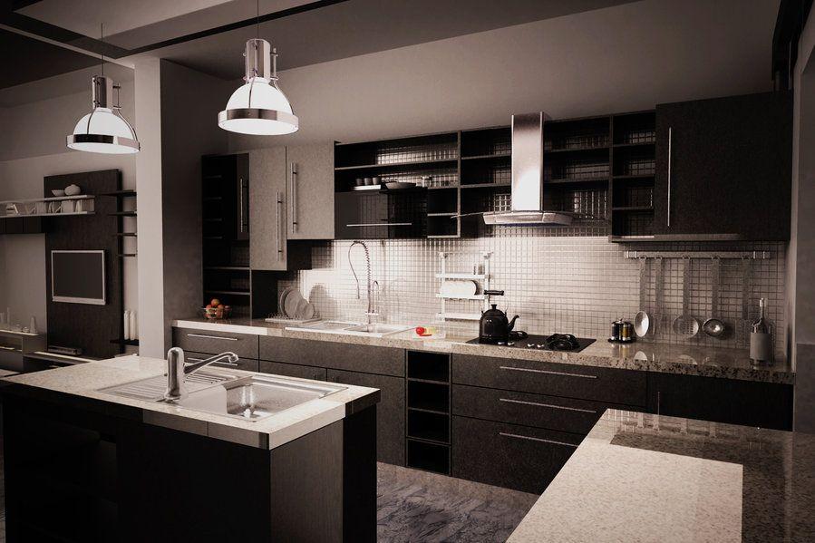 Stylish Kitchen Designs 24 Renovation Ideas EnhancedHomesorg - Stylish Kitchen Designs