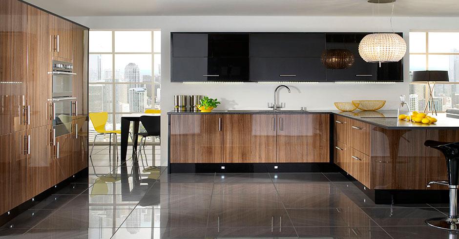 Stylish Kitchens Gallery Renovating Ideas