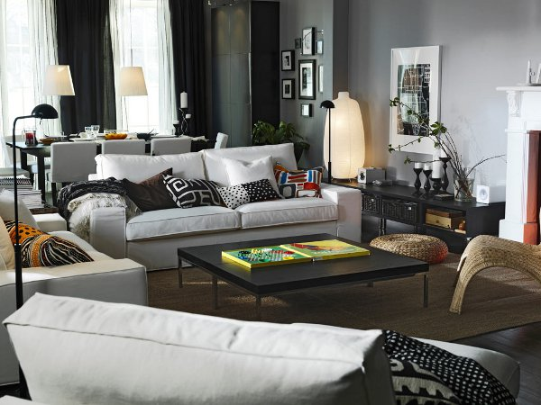 Stylish Living Room Ideas 26 Decoration Inspiration - EnhancedHomes.org
