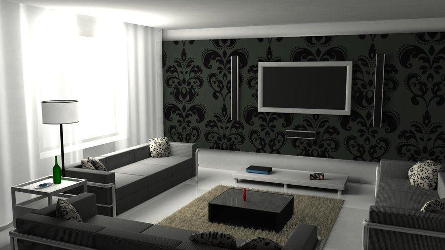 Stylish Living Rooms 1 Arrangement - EnhancedHomes.org