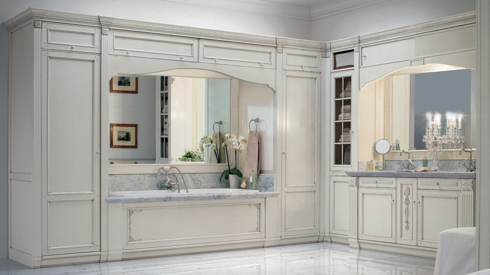 Classic Bathroom Design Ideas ~ Classic bathroom designs 13 ideas enhancedhomes.org