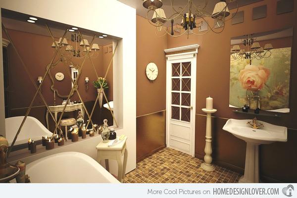 Classic Bathroom Designs 3 Ideas