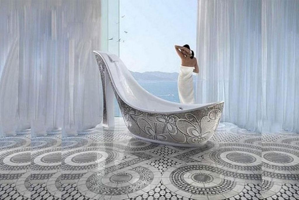 classic bathroom designs 9 picture