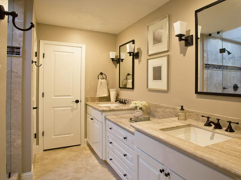 Classic bathroom ideas 4 ideas for Classic small bathroom ideas