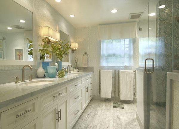 Classic bathrooms 4 decor ideas for Classic bathroom ideas