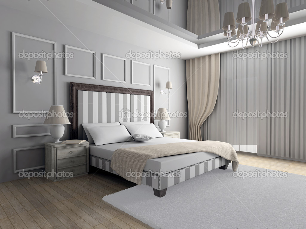 Classic bedroom design 17 decoration inspiration for Classic bedroom ideas