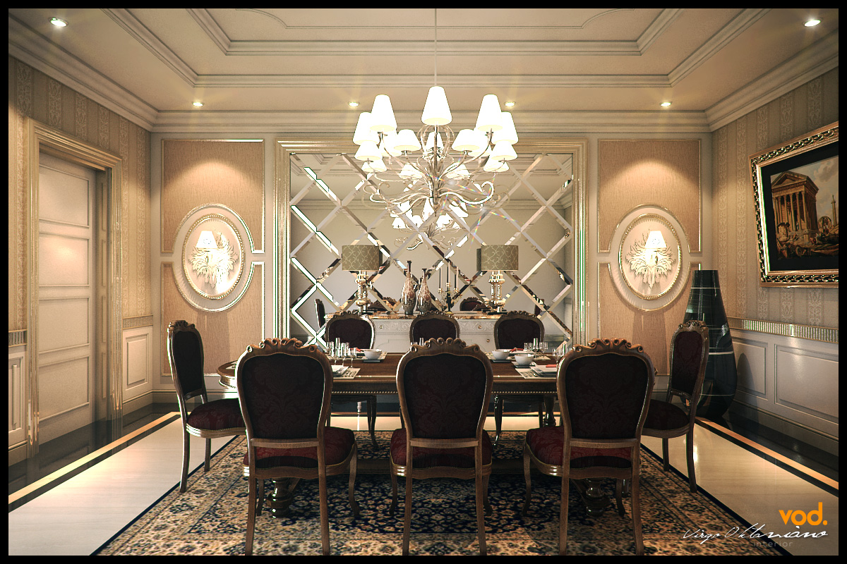 Classic dining room 99 renovation ideas for Classic home interior decoration