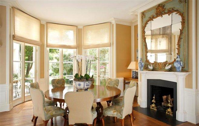 Classic Dining Room Design 18 Architecture